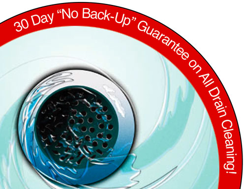 30 day guarantee for clean drains