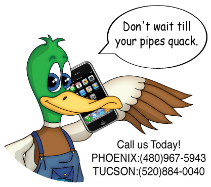 Plumbing Evaluation in Phoenix Arizona