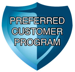 R2K Plumbing's Preferred Customer page